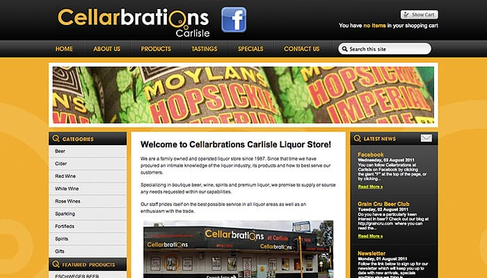 Cellar Brations