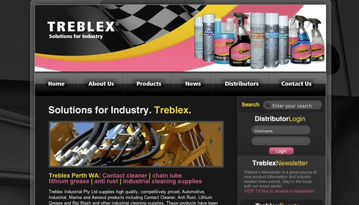 Treblex Solution for Industry