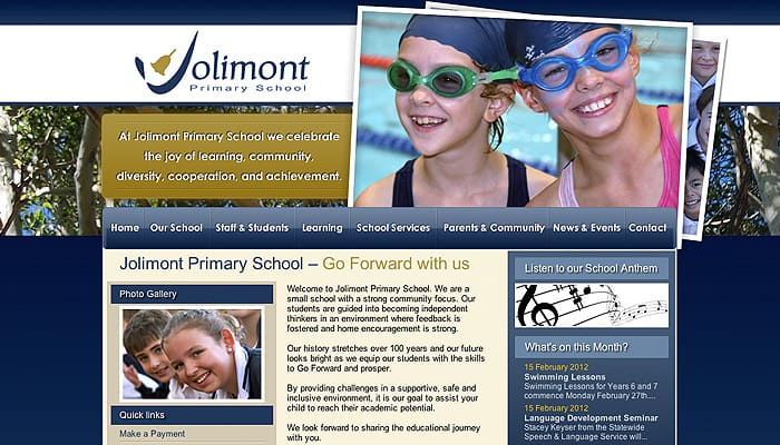 Jolpmont primary school