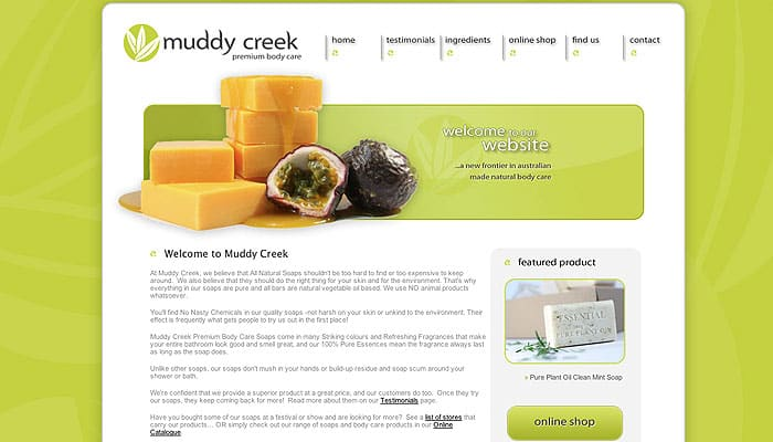 Muddy Creek Premium Body Care