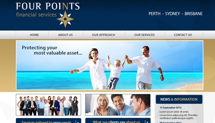 Four Points Financial Services