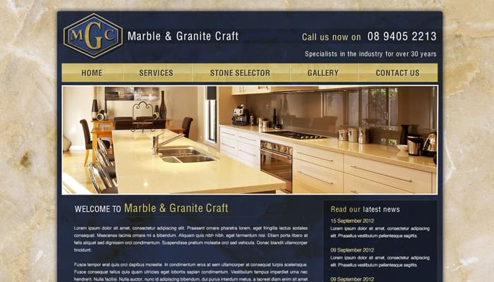 Marble & Granite Craft