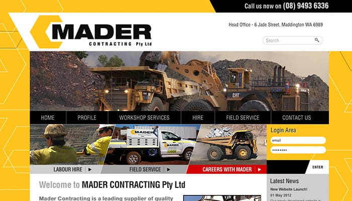 Mader Contracting