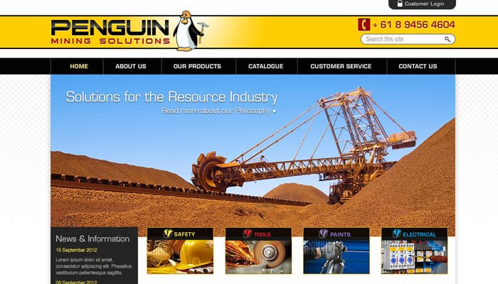 Penguin Mining Solutions