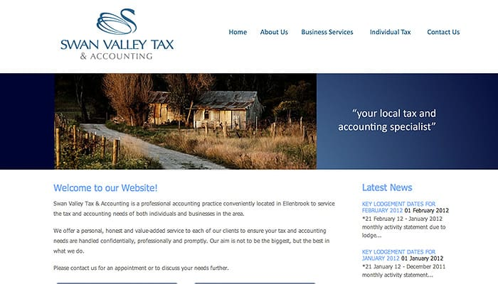 swan valley tax